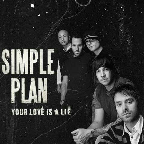 Simple Plan-Your Love Is A Lie[Promo CD]